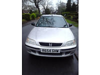 HONDA CIVIC: FULL SERVICE HISTORY VERY CLEAN & RELIABLE - A QUALITY CAR!