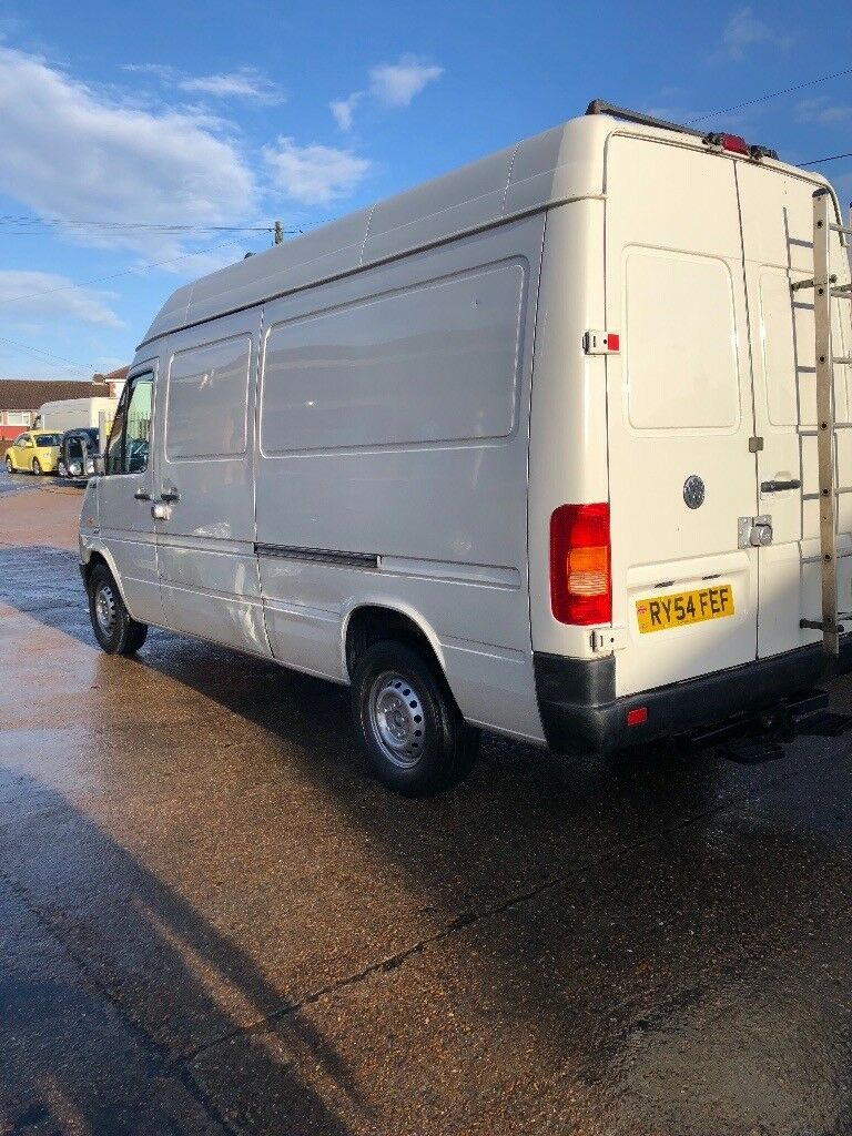 Vw Lt 35 Van Very Clean Ideal For Camper Conversion Brighton