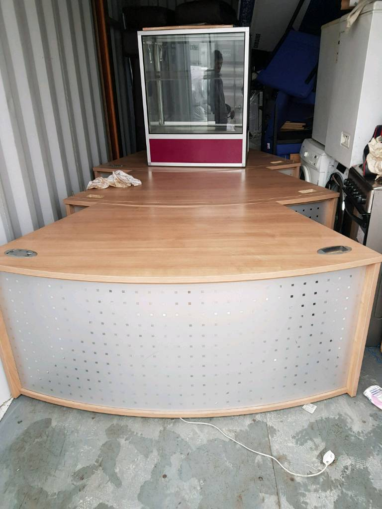 office counter desk. Counter / Desk/ Unit/ Computer Table For Office Shop. Free Delivery Desk