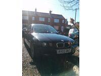 BMW 316 ti se 2003 for sale in black.