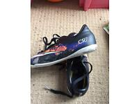 CR7 Nike football boots Uk size 4