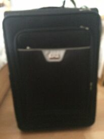 Antler - Large Black Suitcase