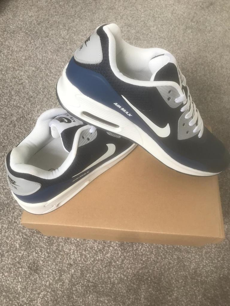 SIZE 8 9 10 BRAND NEW NIKE AIRMAX 90 AIR MAX BOXED TRAINERS ( not tn 110s 95 110 adidas 97 )   in Erdington, West Midlands   Gumtree