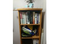 Book Shelf and Chest of Drawers - Beech color