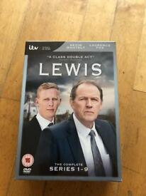 Lewis Series 1-9 New Unopened