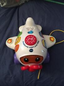 Vtech Play And Learn Aeroplane