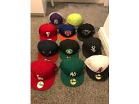 Selection of SnapBacks