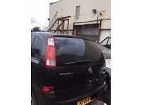 VAUXHALL MERIVA BREAKING MOST PARTS AVAILABLE RING FOR MORE INFO USED