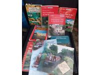 Medley of waterways books good condition all included in price