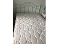 4foot Divan bed with 2 drawers