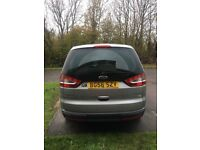 Ford galaxy 56 plate
