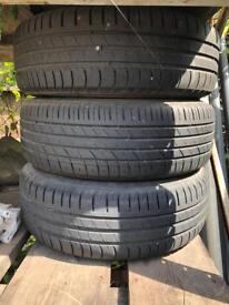 Vw caddy steel wheels