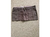 Women's skirts each £1 size from 8-10