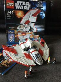 Lego StarWars 7931 - Jedi T-6 Shuttle