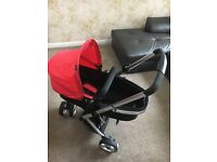 OBaby Chase 2 in 1 Push Chair