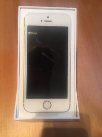 IPHONE SE 64GB SILVER *NEW*