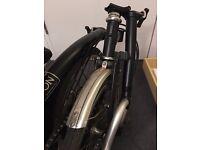 Folding bicycle - Black Brompton Bike 2010 for sale!