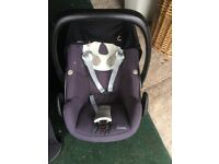 infant carrier Pebble