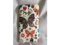Nokia lumia flower silicon cover
