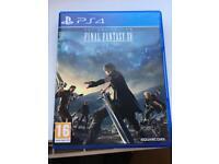 PS4 game - Final Fantasy XV