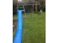 TP kids garden playframe with slide