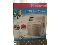 Honeywell HEPA Air Purifier (Allergen remover). Brand new, still in the box unopened.