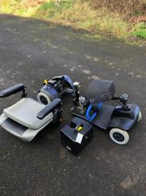 TRAVELUX CAR BOOT MOBILITY SCOOTER