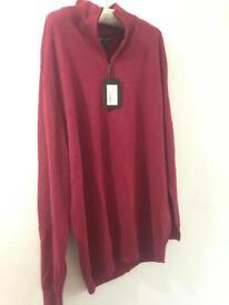 Palm Grove Golf Sweater/Jumper Size 2XL