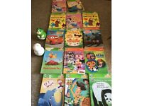 Leap frog books bundle