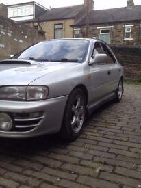 1994 Subaru Impreza wrx turbo wagon classic