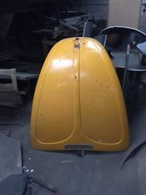 Vw beetle bonnet