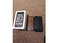 IPhone 5S , 16GB , Black , o2