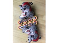 Roller skates for kids (size 30)