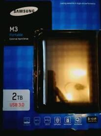 Western Digital 2GB Portable Hard Drive