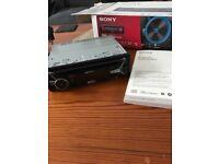 Sony in car stereo