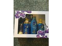 Nivea Sun Cream Gift Set 3