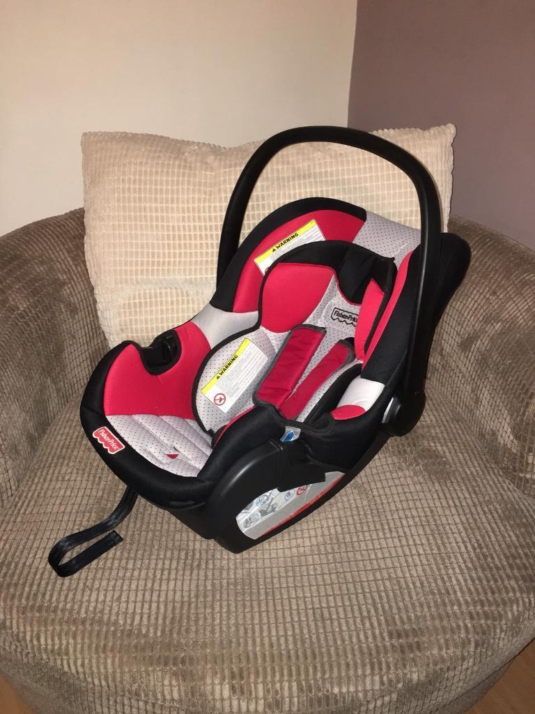 Fisher Price carry car seat. Brand new! £20