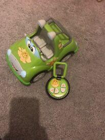 Chicco remote control car