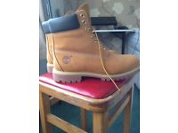 Timberland Boots (Size 9.5/10 really)