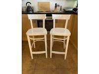 Kitchen stools set of 2