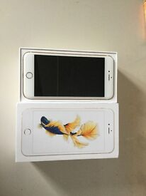 iPhone 6s Plus in new condtion