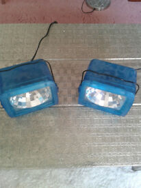Strobe Lights pair