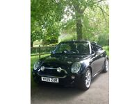 Mini Cooper S Convertible, Chilli pack, fully loaded excellent example