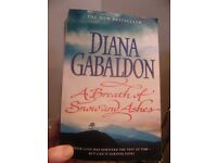 A Breath of Snow & Ashes by Diana Gabaldon