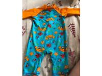 All in one swimsuit age 2-3yrs