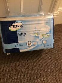 Tena slip nappies