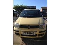 Fiat Panda 2010 part ex for cheaper car considered Low mileage