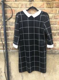 Size 12 M&Co Shift Dress