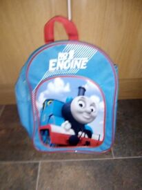 Kids backpack Thomas the tank engine