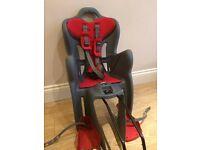 Child Bike Seat, B-One like Hamax, nearly new